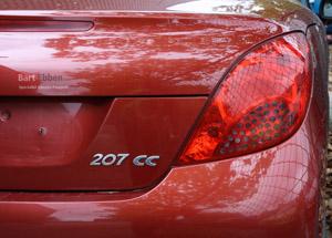 Gebrauchte Ersatzteile Peugeot 207 CC