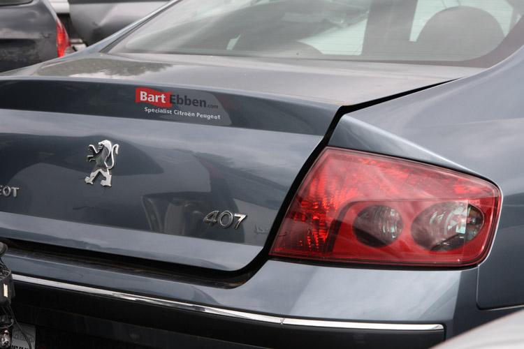Gebrauchte Ersatzteile Peugeot 407 online