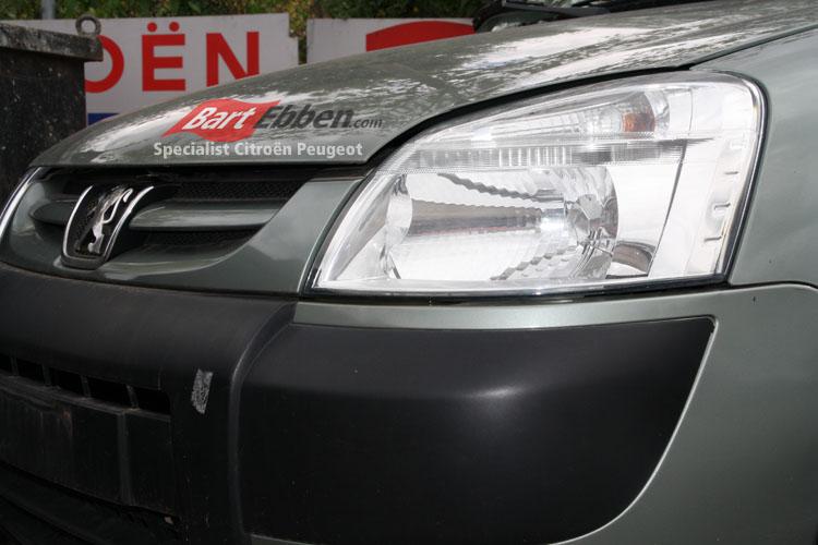 Gebrauchte Ersatzteile Peugeot Partner Lieferwagen