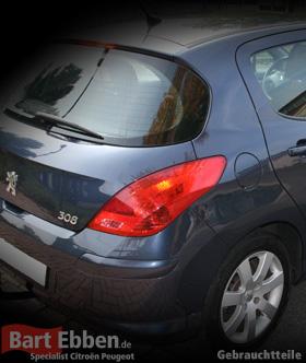 Gebrauchtteile Peugeot 308 unverbindlich anfragen