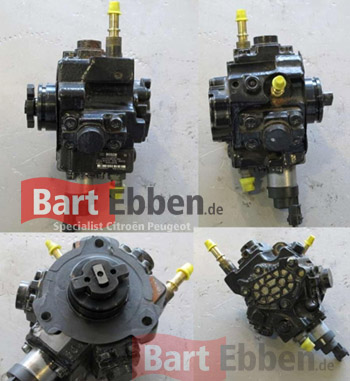Bosch Dieselpumpe Peugeot 407 2.2 16V HDI 4h01 dw12bted4