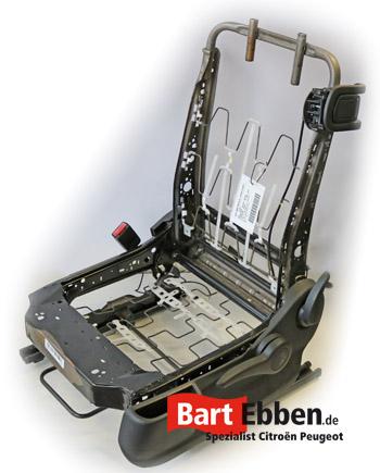 Peugeot Partner Fahrersitz und Beifahrersitz Sitzgestell gebraucht mit Garantie