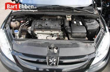 Defekten Peugeot Motor Wechseln Mit Gebrauchten