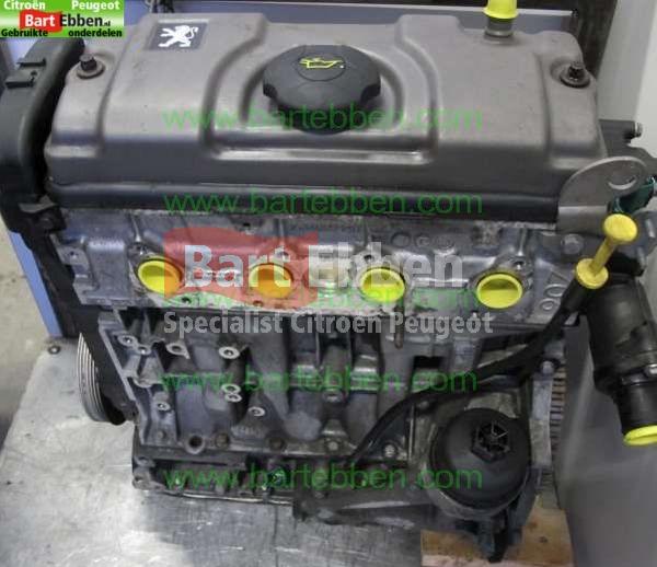 Peugeot 1007 MOTOR B 1.4 KFV TU3JP/ 54-75/ -EGR